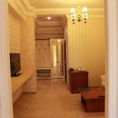 Гостиница Золотой Дельфин комната для гостей фото 2