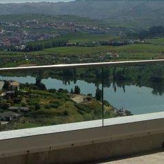 Отель Delfim Douro Ламего балкон