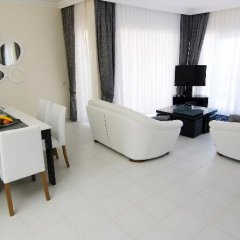 Апартаменты Orka Royal Hills Apartment Олудениз удобства в номере