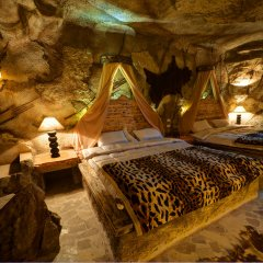 Отель Caves Beach Resort Hurghada - Adults Only - All Inclusive комната для гостей фото 3