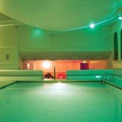 Отель Hilton Edinburgh Carlton сауна