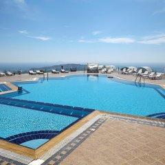 Отель Orizontes Hotel & Villas Греция, Остров Санторини - отзывы, цены и фото номеров - забронировать отель Orizontes Hotel & Villas онлайн бассейн