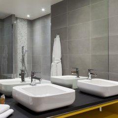 Отель Timhotel Opéra Blanche Fontaine ванная