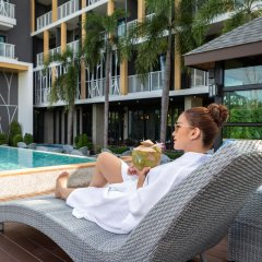 Nap Krabi Hotel бассейн фото 2