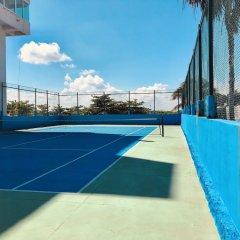 Отель Condominios Brisas Cancun Zona Hotelera спортивное сооружение