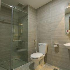 Апартаменты The Everrich Infinity Apartment ванная фото 2