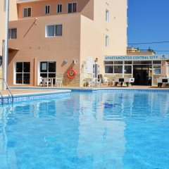 Hotel Apartamentos Central City - Adults Only бассейн