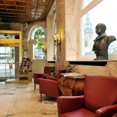 Отель Fürst Bismarck Германия, Гамбург - 4 отзыва об отеле, цены и фото номеров - забронировать отель Fürst Bismarck онлайн интерьер отеля фото 3