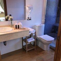 Отель El Pandal ванная