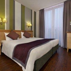 Отель Citadines Kurfurstendamm Berlin Берлин комната для гостей фото 2