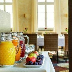 Steigenberger Hotel de Saxe питание фото 2