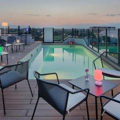 Отель NH Firenze Италия, Флоренция - 1 отзыв об отеле, цены и фото номеров - забронировать отель NH Firenze онлайн бассейн фото 3