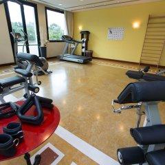 Отель SHG Hotel Antonella Италия, Помеция - 1 отзыв об отеле, цены и фото номеров - забронировать отель SHG Hotel Antonella онлайн фитнесс-зал фото 3