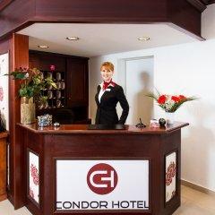 Отель Condor Германия, Гамбург - отзывы, цены и фото номеров - забронировать отель Condor онлайн интерьер отеля фото 3