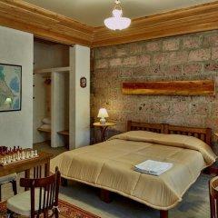 Отель Вилла Карс Армения, Гюмри - отзывы, цены и фото номеров - забронировать отель Вилла Карс онлайн комната для гостей фото 4