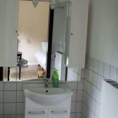 Отель Budget Flats Brussels ванная фото 2