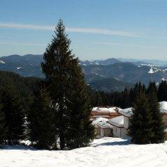 Отель Aparthotel Forest Glade Болгария, Чепеларе - отзывы, цены и фото номеров - забронировать отель Aparthotel Forest Glade онлайн спортивное сооружение