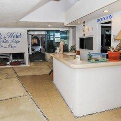 Hotel Suites Ixtapa Plaza интерьер отеля