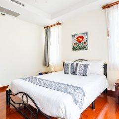 Отель Baan Kaja Villa by Lofty Таиланд, Камала Бич - отзывы, цены и фото номеров - забронировать отель Baan Kaja Villa by Lofty онлайн комната для гостей фото 2