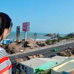 Minh Trang Hotel пляж