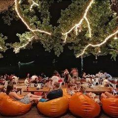 Отель Sairee Hut Resort Таиланд, Остров Тау - отзывы, цены и фото номеров - забронировать отель Sairee Hut Resort онлайн приотельная территория фото 2