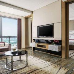 Отель Langham Place Xiamen Китай, Сямынь - отзывы, цены и фото номеров - забронировать отель Langham Place Xiamen онлайн комната для гостей фото 3
