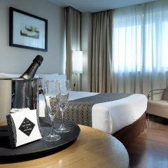Отель Eurostars Lucentum 4* Стандартный номер с различными типами кроватей фото 18