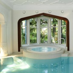 Отель Bavaria Италия, Меран - отзывы, цены и фото номеров - забронировать отель Bavaria онлайн бассейн фото 2