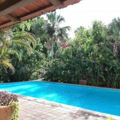 Отель Hacienda Misne бассейн фото 2