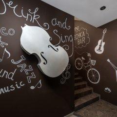 Отель Амбассадор Плаза Киев гостиничный бар