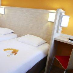 Отель Premiere Classe Wroclaw Centrum Польша, Вроцлав - 4 отзыва об отеле, цены и фото номеров - забронировать отель Premiere Classe Wroclaw Centrum онлайн комната для гостей фото 5