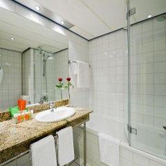 Отель Nh Salzburg City Зальцбург ванная