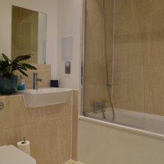 Апартаменты 1 Bedroom Apartment With Balcony Near Regent's Canal ванная