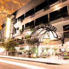 Отель Diamond City Hotel Таиланд, Бангкок - отзывы, цены и фото номеров - забронировать отель Diamond City Hotel онлайн фото 2