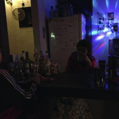 Hostel Yume-nomad Кобе гостиничный бар