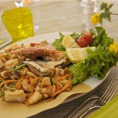 Отель Albergo Pesce Doro Италия, Вербания - отзывы, цены и фото номеров - забронировать отель Albergo Pesce Doro онлайн питание фото 2