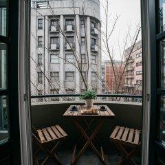 Апартаменты D'Autor Apartments балкон