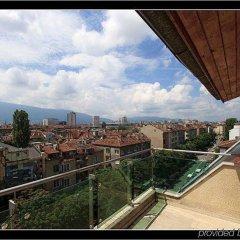 Апартаменты Sofia Inn Apartments Residence балкон