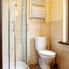 Отель Sopockie Apartamenty Retro Сопот ванная фото 2