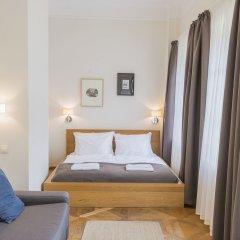 Апартаменты Bohemia Apartments Prague Centre комната для гостей фото 31