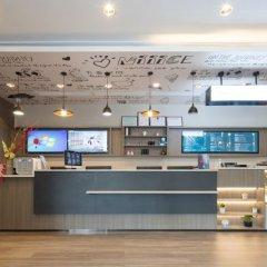 Отель Shenzhen Difu Business Hotel Китай, Шэньчжэнь - отзывы, цены и фото номеров - забронировать отель Shenzhen Difu Business Hotel онлайн интерьер отеля фото 2