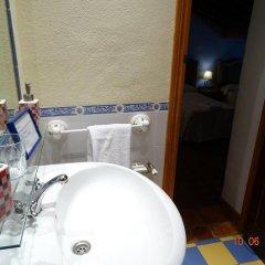 Отель El Escudo de Calatrava ванная