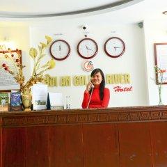 Отель Golden River Hotel Вьетнам, Хойан - 1 отзыв об отеле, цены и фото номеров - забронировать отель Golden River Hotel онлайн интерьер отеля фото 3
