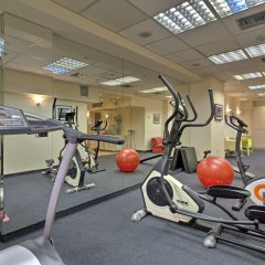 Отель Polis Grand Афины фитнесс-зал фото 4