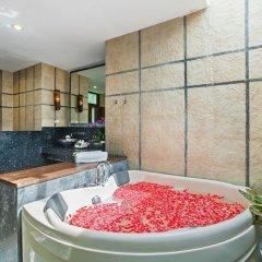 Отель The Emerald Beach Villa 4 Таиланд, Самуи - отзывы, цены и фото номеров - забронировать отель The Emerald Beach Villa 4 онлайн ванная фото 2