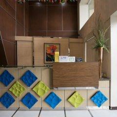 Отель Alejandra Hotel Филиппины, Макати - отзывы, цены и фото номеров - забронировать отель Alejandra Hotel онлайн интерьер отеля фото 3