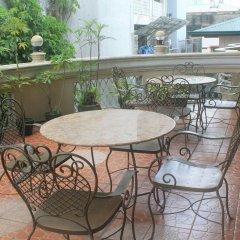 Отель Casa Nicarosa Hotel and Residences Филиппины, Манила - отзывы, цены и фото номеров - забронировать отель Casa Nicarosa Hotel and Residences онлайн балкон