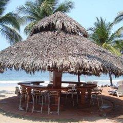 Hotel Villa Mexicana гостиничный бар