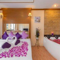 Отель Bangkok Residence 2* Номер Делюкс с различными типами кроватей