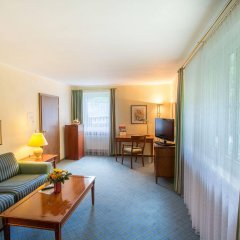 Romantik Hotel Stryckhaus комната для гостей
